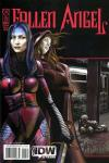 Fallen Angel Reborn #4 comic books for sale