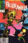 Fallen Angels #6 comic books for sale