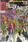 Fallen Angels #7 comic books for sale
