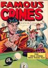 Famous Crimes Comic Books. Famous Crimes Comics.