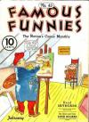 Famous Funnies Comic Books. Famous Funnies Comics.