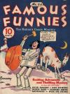 Famous Funnies #54 comic books for sale