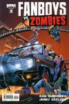 Fanboys vs. Zombies #5 comic books for sale