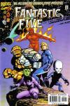 Fantastic Five #2 comic books for sale