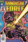 Fantastic Force #3 comic books for sale