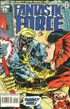 Fantastic Force #5 comic books for sale