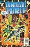 Fantastic Force #6 comic books for sale