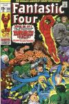 Fantastic Four #100 comic books for sale