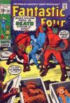 Fantastic Four #101 comic books for sale