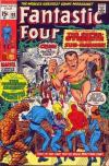 Fantastic Four #102 Comic Books - Covers, Scans, Photos  in Fantastic Four Comic Books - Covers, Scans, Gallery