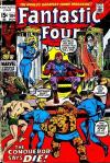Fantastic Four #104 comic books for sale