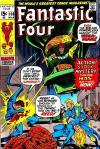 Fantastic Four #108 Comic Books - Covers, Scans, Photos  in Fantastic Four Comic Books - Covers, Scans, Gallery