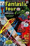 Fantastic Four #109 comic books for sale