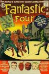 Fantastic Four #11 comic books for sale