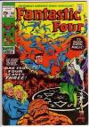 Fantastic Four #110 comic books for sale