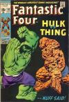 Fantastic Four #112 Comic Books - Covers, Scans, Photos  in Fantastic Four Comic Books - Covers, Scans, Gallery