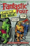 Fantastic Four #12 Comic Books - Covers, Scans, Photos  in Fantastic Four Comic Books - Covers, Scans, Gallery