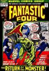 Fantastic Four #124 Comic Books - Covers, Scans, Photos  in Fantastic Four Comic Books - Covers, Scans, Gallery