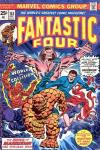 Fantastic Four #153 cheap bargain discounted comic books Fantastic Four #153 comic books
