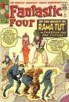 Fantastic Four #19 comic books for sale