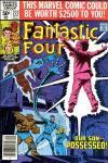 Fantastic Four #222 Comic Books - Covers, Scans, Photos  in Fantastic Four Comic Books - Covers, Scans, Gallery