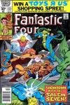 Fantastic Four #223 Comic Books - Covers, Scans, Photos  in Fantastic Four Comic Books - Covers, Scans, Gallery