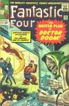 Fantastic Four #23 comic books for sale