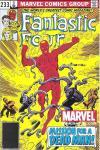 Fantastic Four #233 Comic Books - Covers, Scans, Photos  in Fantastic Four Comic Books - Covers, Scans, Gallery