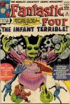 Fantastic Four #24 comic books for sale