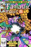 Fantastic Four #251 comic books for sale
