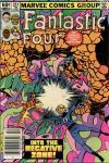 Fantastic Four #251 comic books for sale