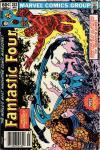 Fantastic Four #252 comic books for sale