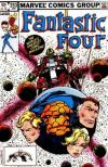 Fantastic Four #253 comic books for sale