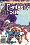 Fantastic Four #255 comic books for sale