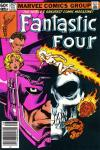 Fantastic Four #257 comic books for sale