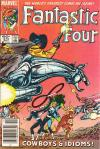 Fantastic Four #272 comic books for sale