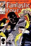 Fantastic Four #278 Comic Books - Covers, Scans, Photos  in Fantastic Four Comic Books - Covers, Scans, Gallery
