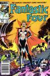 Fantastic Four #281 Comic Books - Covers, Scans, Photos  in Fantastic Four Comic Books - Covers, Scans, Gallery
