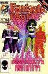 Fantastic Four #282 Comic Books - Covers, Scans, Photos  in Fantastic Four Comic Books - Covers, Scans, Gallery