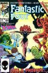 Fantastic Four #286 Comic Books - Covers, Scans, Photos  in Fantastic Four Comic Books - Covers, Scans, Gallery