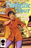 Fantastic Four #287 Comic Books - Covers, Scans, Photos  in Fantastic Four Comic Books - Covers, Scans, Gallery