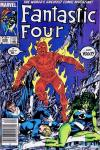 Fantastic Four #289 Comic Books - Covers, Scans, Photos  in Fantastic Four Comic Books - Covers, Scans, Gallery