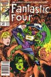Fantastic Four #290 Comic Books - Covers, Scans, Photos  in Fantastic Four Comic Books - Covers, Scans, Gallery