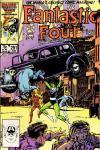 Fantastic Four #291 Comic Books - Covers, Scans, Photos  in Fantastic Four Comic Books - Covers, Scans, Gallery