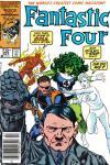 Fantastic Four #292 Comic Books - Covers, Scans, Photos  in Fantastic Four Comic Books - Covers, Scans, Gallery