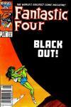 Fantastic Four #293 Comic Books - Covers, Scans, Photos  in Fantastic Four Comic Books - Covers, Scans, Gallery