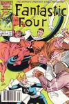 Fantastic Four #294 Comic Books - Covers, Scans, Photos  in Fantastic Four Comic Books - Covers, Scans, Gallery