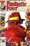 Fantastic Four #296 Comic Books - Covers, Scans, Photos  in Fantastic Four Comic Books - Covers, Scans, Gallery