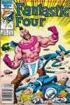 Fantastic Four #298 Comic Books - Covers, Scans, Photos  in Fantastic Four Comic Books - Covers, Scans, Gallery