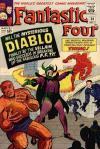 Fantastic Four #30 comic books for sale